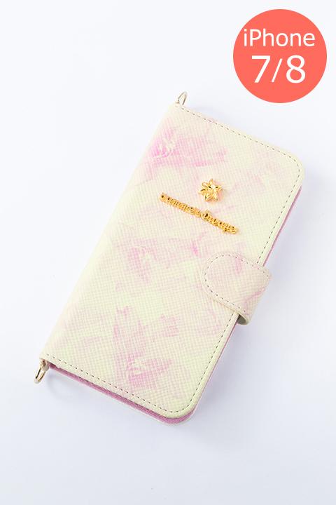 瑠璃川 幸 モデル スマートフォンケース スマホケース iPhone7・8対応 A3! 夏組