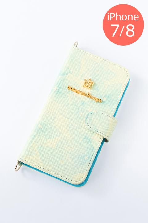 向坂 椋 モデル スマートフォンケース スマホケース iPhone7・8対応 A3! 夏組
