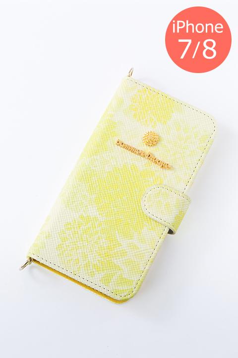 斑鳩 三角 モデル スマートフォンケース スマホケース iPhone7・8対応 A3! 夏組