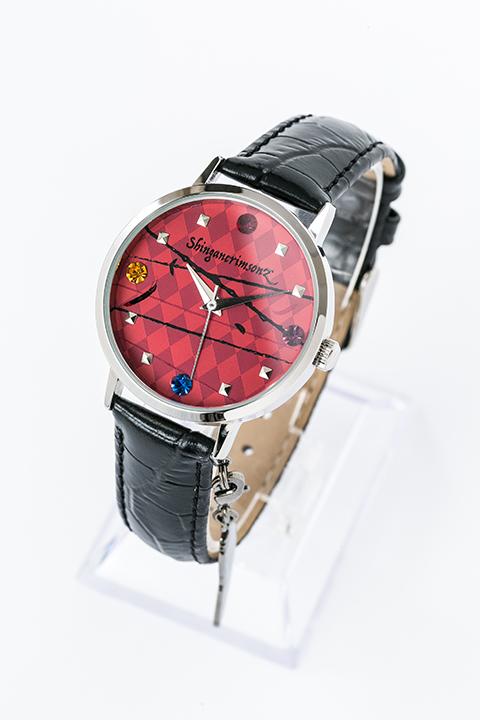シンガンクリムゾンズ モデル 腕時計 リストウォッチ SHOW BY ROCK!!