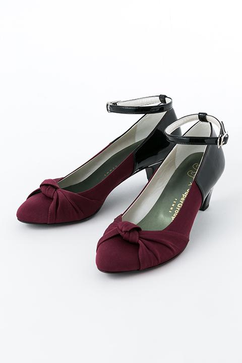八田美咲 モデル パンプス シューズ 靴 K RETURN OF KINGS