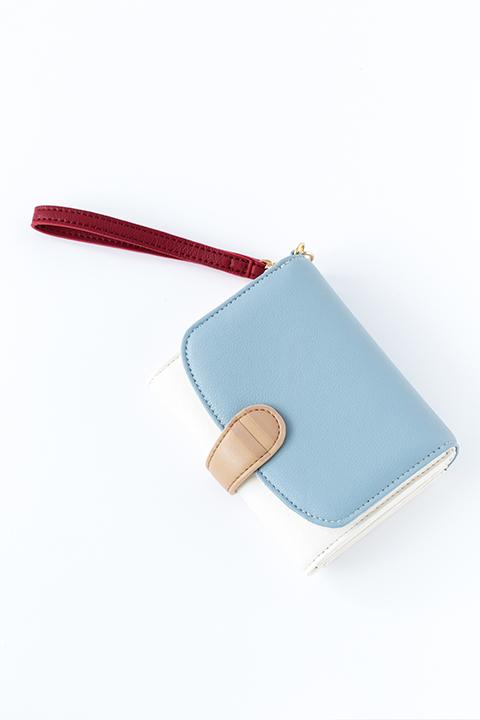 下鴨矢四郎 モデル 二つ折り財布 財布 有頂天家族2