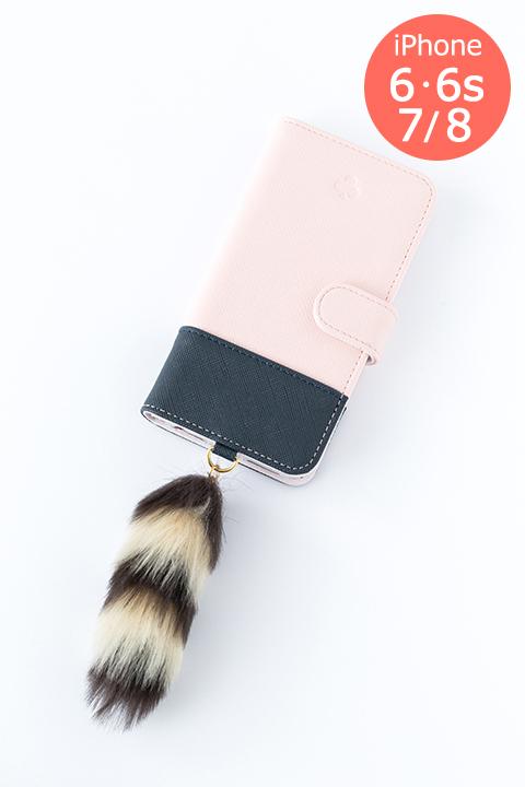 下鴨矢二郎 モデル iPhone6・6s/7/8兼用サイズ 手帳型スマートフォンケース スマホケース 有頂天家族2