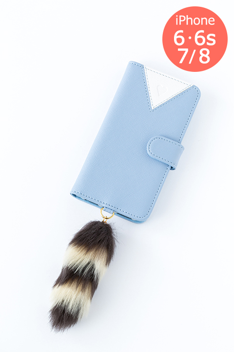 下鴨矢四郎 モデル iPhone6・6s/7/8兼用サイズ 手帳型スマートフォンケース  スマホケース 有頂天家族2