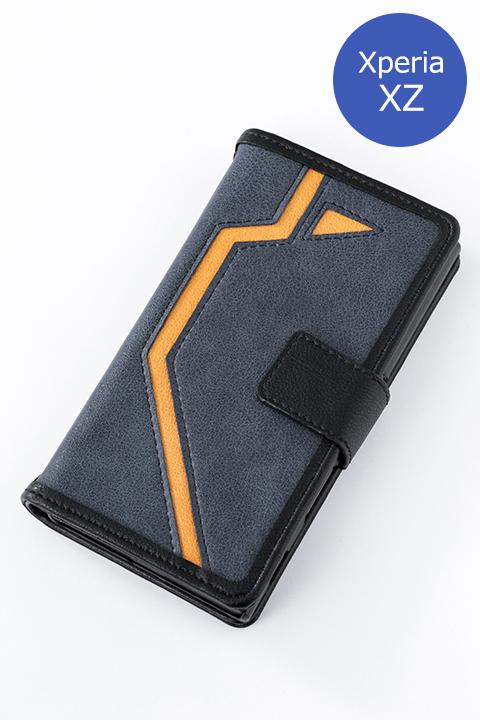 不動遊星 モデル スマートフォンケース Xperia XZ対応 遊☆戯☆王5D's
