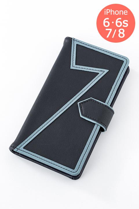 藤木遊作 モデル スマートフォンケース iPhone6・6s/7/8対応 遊☆戯☆王VRAINS