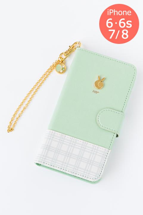 弥生 春 モデル スマートフォンケース スマホケース iPhone6・6s/7/8対応 ツキウタ。 THE ANIMATION