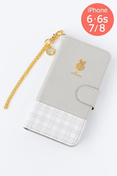 霜月 隼 モデル スマートフォンケース スマホケース iPhone6・6s/7/8対応 ツキウタ。 THE ANIMATION