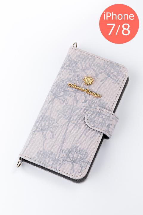兵頭 十座 モデル スマートフォンケース スマホケース  iPhone7・8対応 A3! 秋組