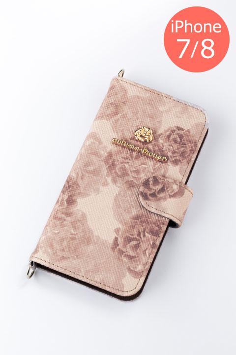 伏見 臣 モデル スマートフォンケース スマホケース iPhone7・8対応 A3! 秋組