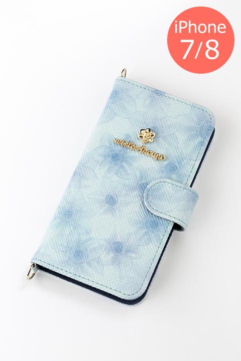 月岡 紬 モデル スマートフォンケース スマホケース iPhone7・8対応 A3! 冬組
