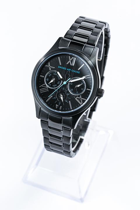 キリト モデル 腕時計 リストウォッチ 劇場版 ソードアート・オンライン -オーディナル・スケール-