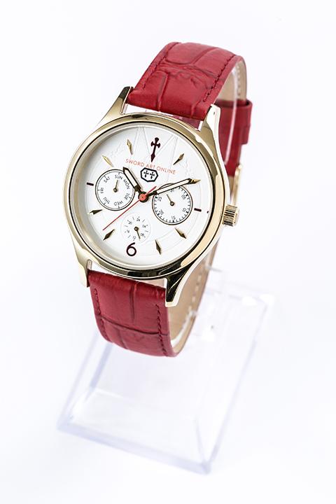 アスナ モデル 腕時計 リストウォッチ 劇場版 ソードアート・オンライン -オーディナル・スケール-
