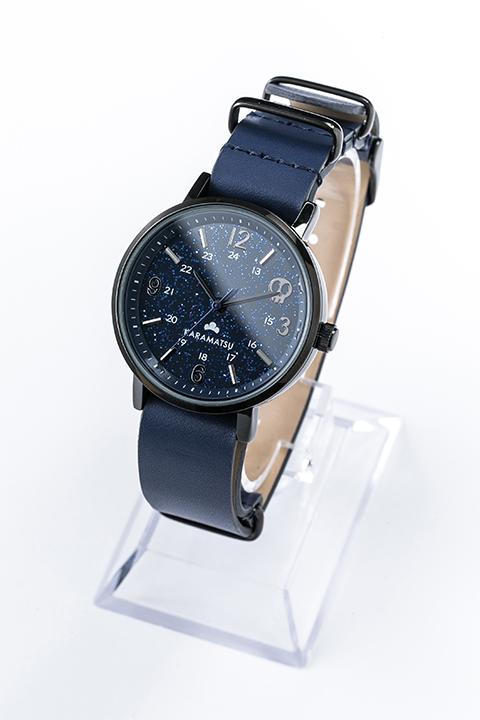 カラ松 モデル 腕時計 リストウォッチ おそ松さん