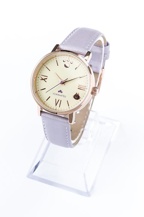 一松 モデル 腕時計 リストウォッチ おそ松さん