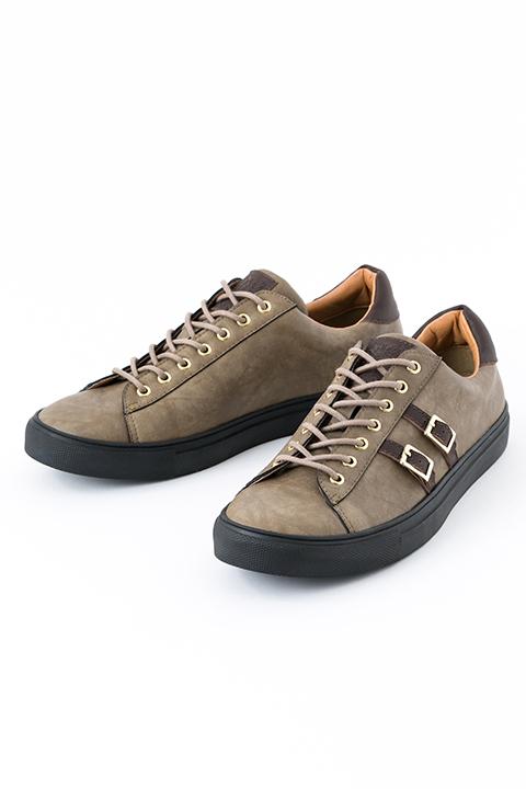 エルヴィン・スミス モデル スニーカー シューズ 靴 進撃の巨人