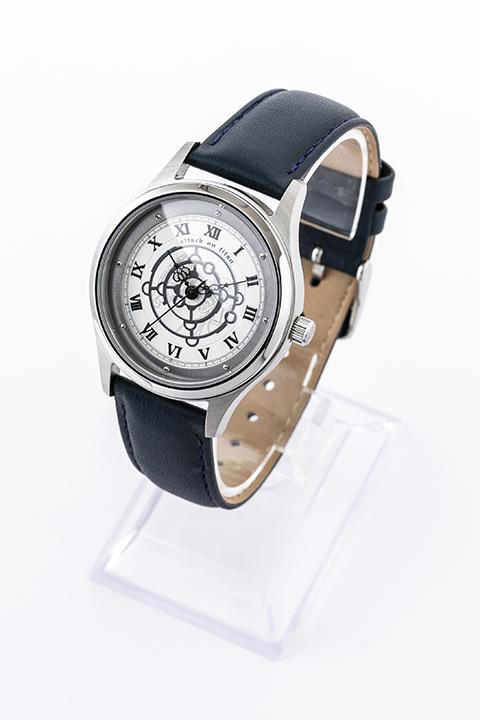 ミカサ・アッカーマン モデル 腕時計 リストウォッチ 進撃の巨人