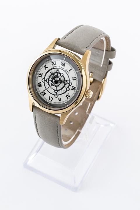 エルヴィン・スミス モデル 腕時計 リストウォッチ 進撃の巨人