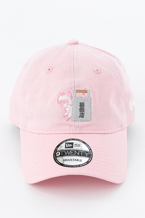 NEW ERA®×らんま1/2 シャンプー モデル キャップ 帽子