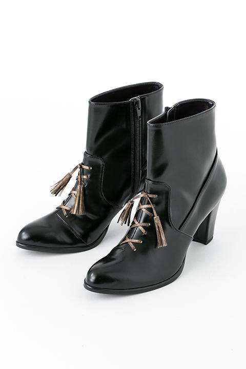 玄奘三蔵 モデル ショートブーツ シューズ 靴 最遊記RELOAD BLAST