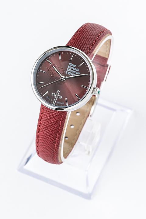 クラウス・V・ラインヘルツ モデル 腕時計 リストウォッチ 血界戦線 & BEYOND