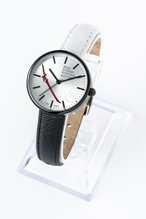 ザップ・レンフロ モデル 腕時計 リストウォッチ 血界戦線 & BEYOND