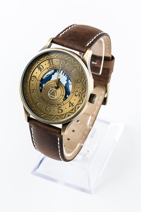 魔法陣グルグル モデル 腕時計 リストウォッチ