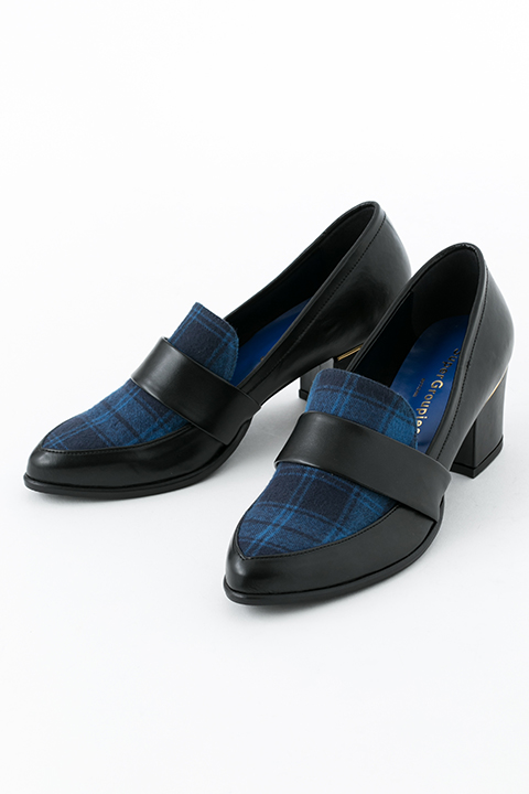 SOARA モデル ヒールローファーパンプス シューズ 靴 TSUKIPRO THE ANIMATION