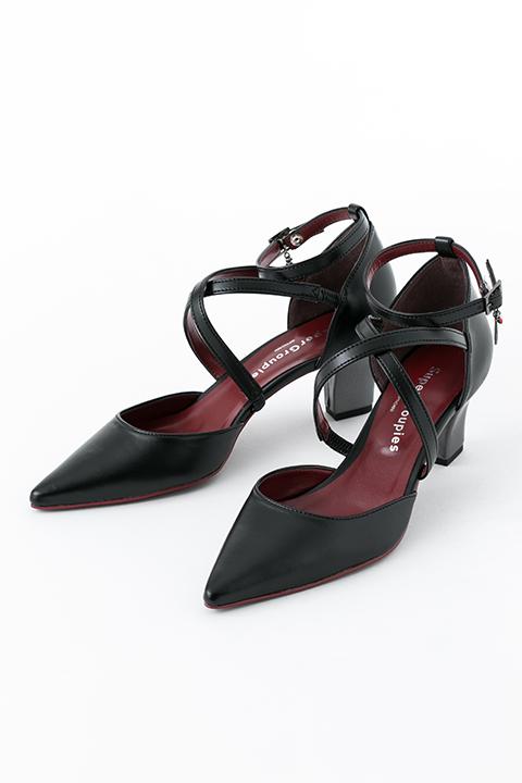 SolidS モデル パンプス シューズ 靴 TSUKIPRO THE ANIMATION