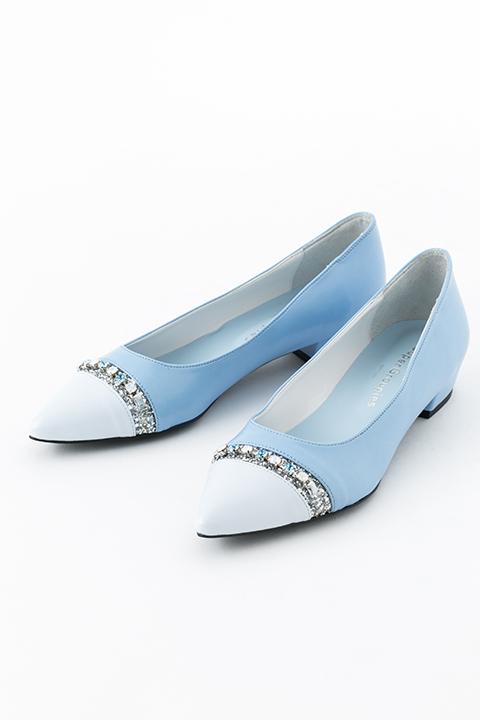 QUELL モデル パンプス シューズ 靴 TSUKIPRO THE ANIMATION