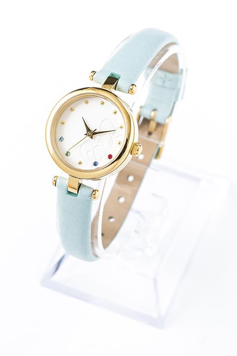 QUELL モデル 腕時計 リストウォッチ TSUKIPRO THE ANIMATION