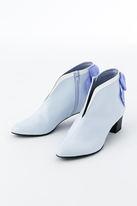 スターリースカイ・ブライト モデル ショートブーツ シューズ 靴 アイドルマスター シンデレラガールズ