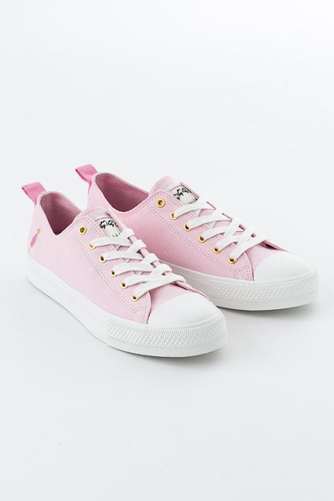 鹿目まどか モデル スニーカー シューズ 靴 魔法少女まどか☆マギカ