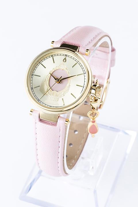 鹿目まどか モデル 腕時計 リストウォッチ 魔法少女まどか☆マギカ