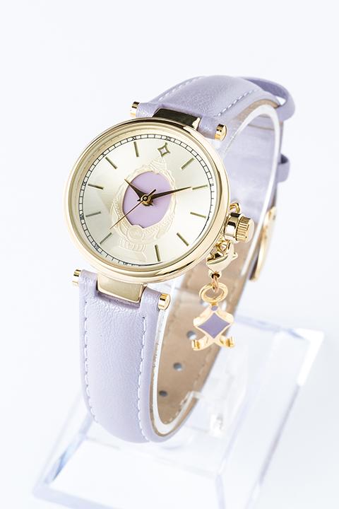 暁美ほむら モデル 腕時計 リストウォッチ 魔法少女まどか☆マギカ