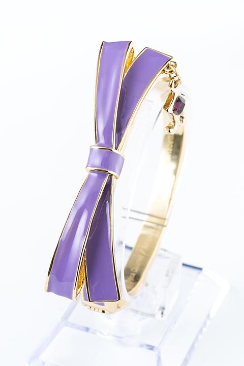 暁美ほむら モデル リボンバングル ブレスレット アクセサリー 魔法少女まどか☆マギカ