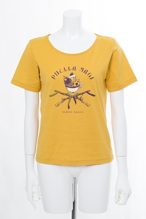 巴マミ モデル Tシャツ トップス 魔法少女まどか☆マギカ
