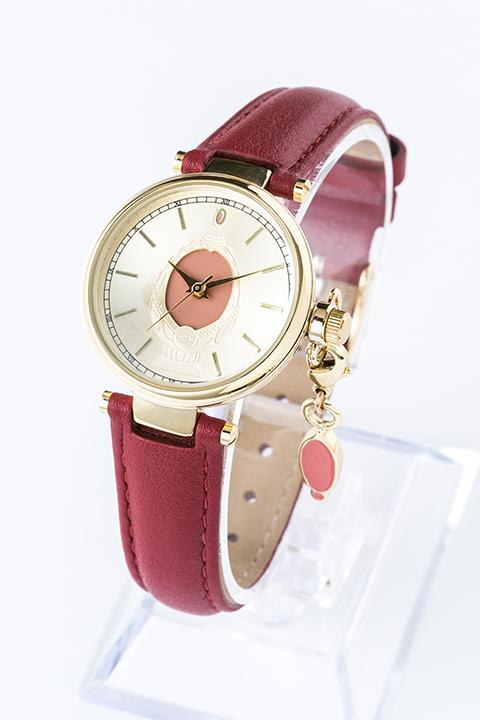 佐倉杏子 モデル 腕時計 リストウォッチ 魔法少女まどか☆マギカ