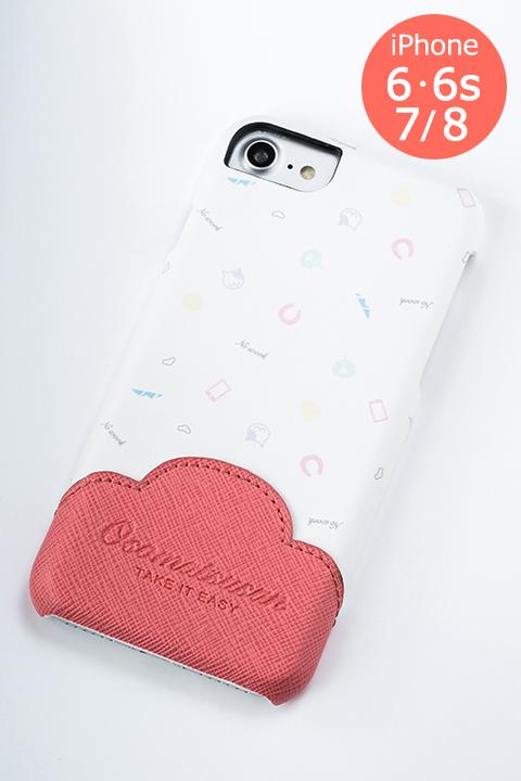 おそ松 モデル スマートフォンケース iPhone6・6s/7/8対応 おそ松さん