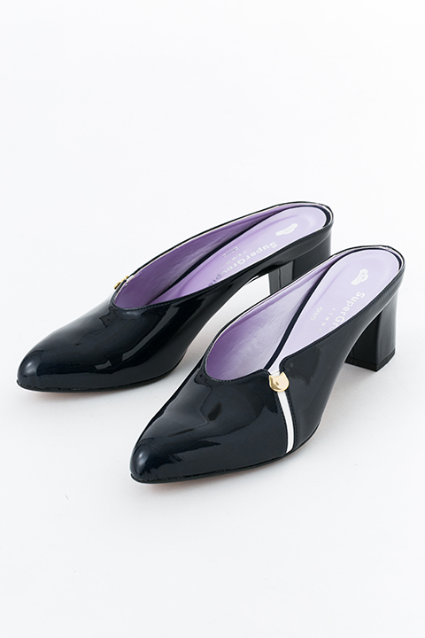 一松 モデル サンダル ミュール シューズ 靴 おそ松さん