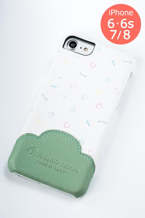 チョロ松 モデル スマートフォンケース iPhone6・6s/7/8対応 おそ松さん