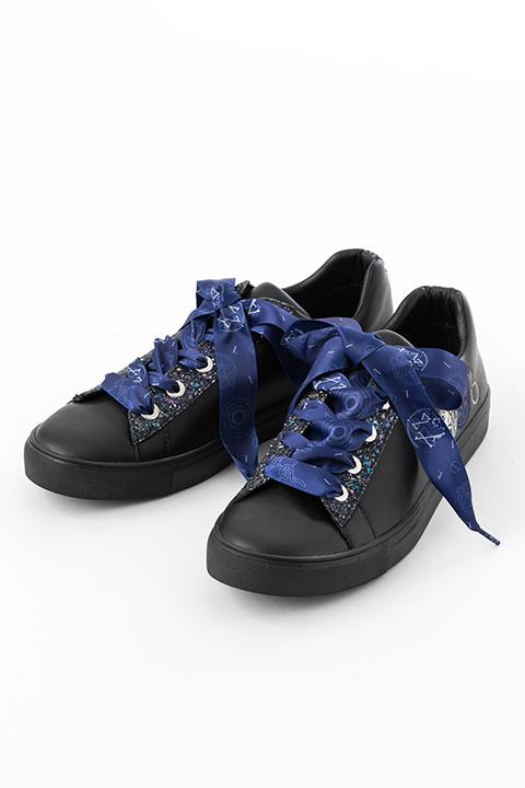 ロイ・マスタング モデル スニーカー シューズ 靴 鋼の錬金術師