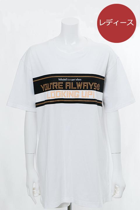 烏野高校 モデル カットソー Tシャツ トップス(レディース用) ハイキュー!!