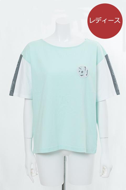 青葉城西高校 モデル カットソー Tシャツ トップス(レディース用) ハイキュー!!