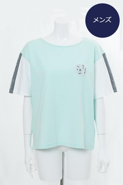 青葉城西高校 モデル カットソー Tシャツ トップス(メンズ用) ハイキュー!!