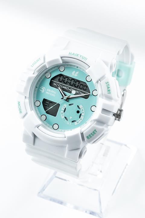青葉城西高校 モデル 腕時計 リストウォッチ ハイキュー!!