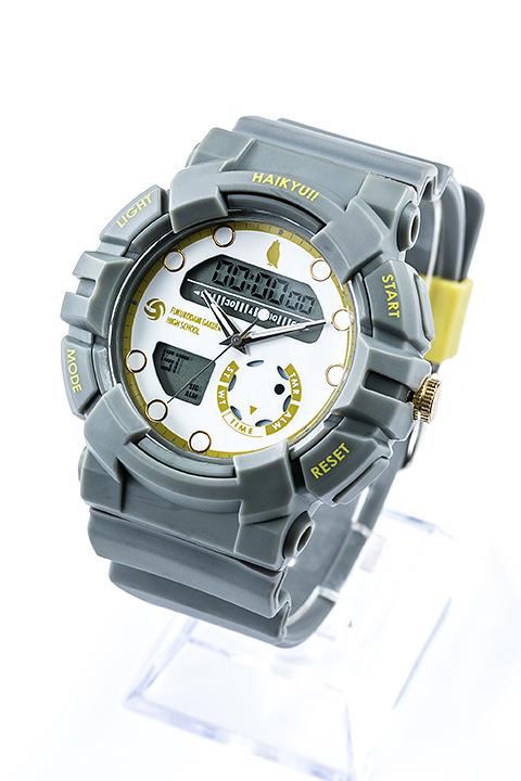 梟谷学園高校 モデル 腕時計 リストウォッチ ハイキュー!!