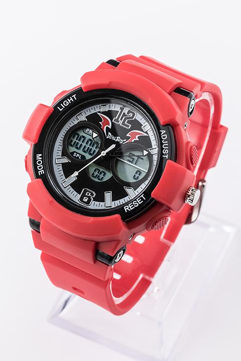 泥門デビルバッツ モデル 腕時計 リストウォッチ アイシールド21