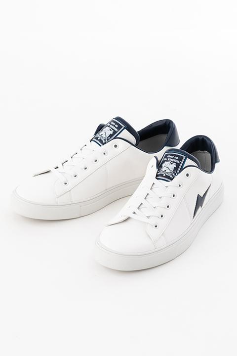 王城ホワイトナイツ モデル スニーカー シューズ 靴 アイシールド21