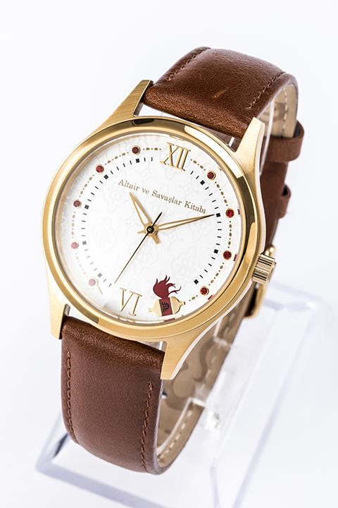 マフムート モデル 腕時計 リストウォッチ 将国のアルタイル